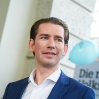 Conservative Sebastian Kurz on track to retake power in Austrian snap election