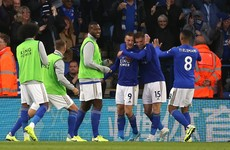 Leicester climb to third in Premier League after thrashing 10-man Newcastle