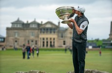 Home sweet home as Perez wins maiden title at Dunhill Links, positives for Lowry