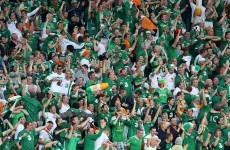 FYI: Can Ireland still qualify with four points and other Group C permutations