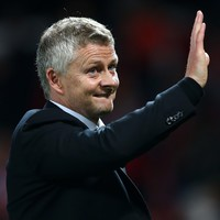 Solskjaer confirms Man Utd are looking to sign a striker