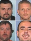 Four 'extremely dangerous' inmates overpower guards and escape jail in Ohio