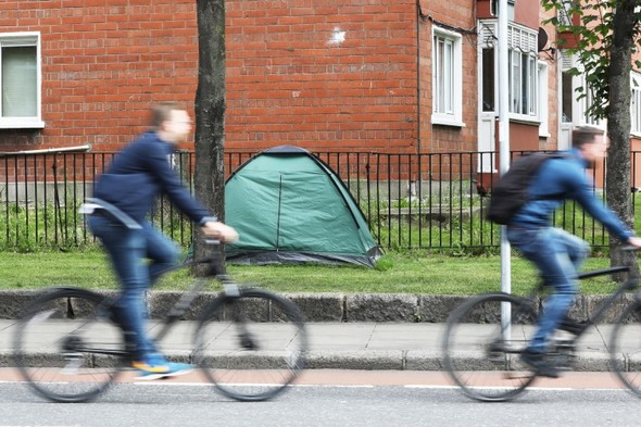 Homelessness figures reach 10,000 for seventh consecutive month