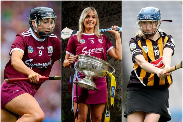 Galway duo and Kilkenny forward to contest Camogie Player of the Year award