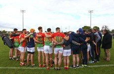 Players considering withdrawing from Carlow panel due to club hurling fall-out