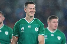Johnny Sexton named captain as Ireland make 11 changes for Russia clash