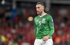 Ireland defender Keogh facing up to 15 months out after car accident