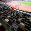 Empty seats present major headache to Qatar and Coe, organisers respond to criticism