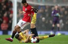 As it happened: Man United v Arsenal, Premier League