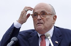 House Democrats subpoena Trump's personal lawyer Rudy Giuliani in impeachment probe