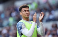 Out-of-sorts Dele Alli faces uncertain Spurs future