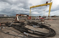 Reprieve for iconic Belfast firm as Harland and Wolff saved from closure
