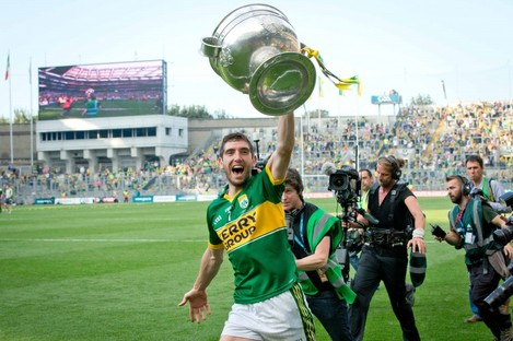 Killian Young has called time on his 14-year career with Kerry.