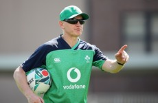 Ireland get World Rugby feedback that three offside penalties were incorrect