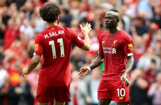'I was a bit frustrated but we are really good friends' - Mane opens up about Salah spat