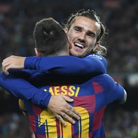 'He doesn't talk much and neither do I, so it is difficult for us' - Griezmann trying to bond with Messi