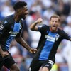 Bizarre goal gives Club Bruges shock lead before Real Madrid rescue point