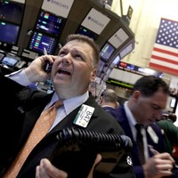 Good while it lasted: US stocks sink after Spain inspired rally fizzles