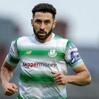 Shamrock Rovers defender earns first senior international call-up