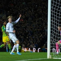 Leeds back on top of Championship as Alioski sinks West Brom