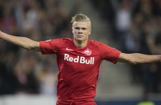 Salzburg's teen sensation ready to face Liverpool