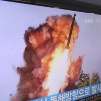 North Korea fires ballistic missile ahead of nuclear talks with US