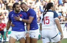 Lopez' left foot ensures France burn off US challenge