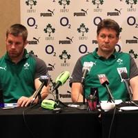 Sean O'Brien: Cut down our errors and we can push the All Blacks hard