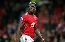 Pogba, Martial, Wan-Bissaka and Shaw all miss Man United's Europa League trip