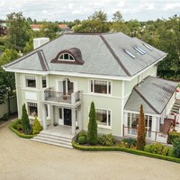 Stars and stripes: New England-style mansion for €1.2m with a veranda out the back