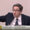 Harris hits out at politicians trying to get him to meet vaping company reps