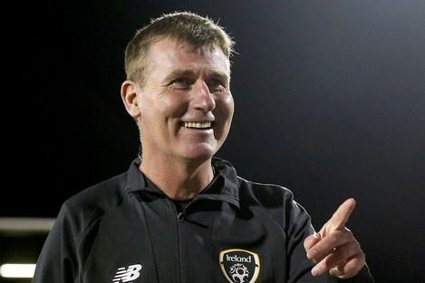 The Ireland U21 boss was taken to hospital last month.