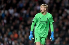 'Caoimhín was behind Alisson and Mignolet but the U21 games have given him extra confidence'