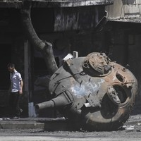 Children being used as human shields in Syria - UN