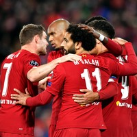 Mo Salah double helps Liverpool prevail in seven-goal thriller against RB Salzburg