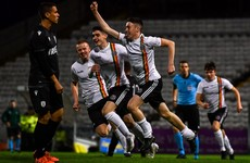 Bohs' young stars impress but rue missed chances in Uefa Youth League clash