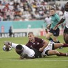 Fiji run in seven tries to rout Georgia for bonus-point win at Rugby World Cup