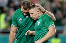 Schmidt's Ireland labour to bonus-point win over Russia in error-strewn performance
