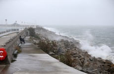 People being warned to 'stay away from coastal areas' as Storm Lorenzo approaches