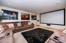 4 of a kind: Houses with their own cinemas for stay-at-home movie nights