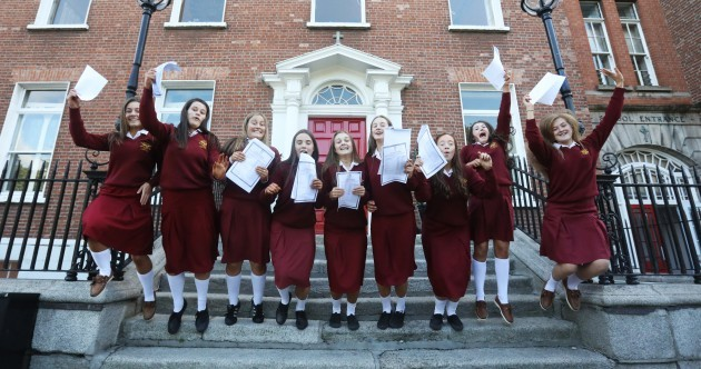 64,300 Junior Cert students get their results today - here's how they got on