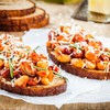 What to make when... it's beans on toast for dinner, but you still want to feel fancy