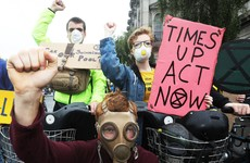 'Our aim is to get people arrested': Climate activists gear up for week-long protest on streets of Dublin
