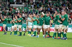 Schmidt upbeat on Ireland's performance, downbeat on Carbery