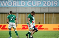 Murphy set for scan on rib injury as Ireland count cost of Russia win