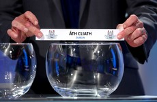 Provincial draws to take place next week, while RTÉ announce upcoming club coverage