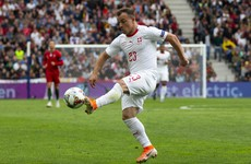 Shaqiri ends international exile but Liverpool man will miss Ireland qualifier