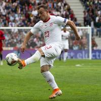 Shaqiri ends international exile but Liverpool man will miss Ireland qualifier