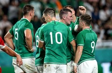 Any win over Samoa will all-but secure quarter-final berth for Ireland