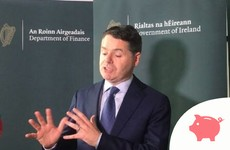 'Slow progress' in Budget talks, as Donohoe confirms he will be dipping into corporation tax take